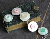 Antique Button Bracelet,m...