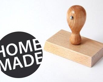 Homemade Stempel