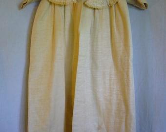 Antique Girl's Silk Coat