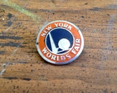 New York World Fair Pin