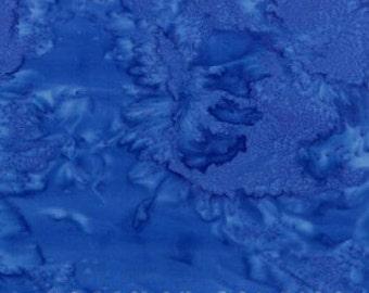 Multi Blues Hoffman Batik fabric