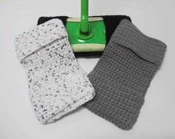 Crochet Swiffer Cover Pads set of 3