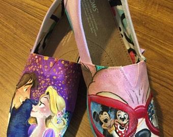 Custom disney shoes (Sample)