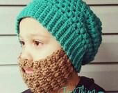 Made to Order Crochet Beard