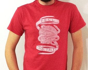 Tell No Tales (T-Shirt)