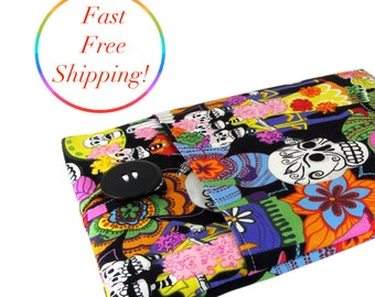 Day Of The Dead, Kindle Paperwhite Case, Kindle Paperwhite Cover, Kindle Cover, Kindle Sleeve, Kindle Case, Kindle Oasis Case