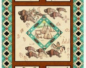 Blank Quilting - Spirit of the Buffalo Panel