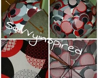 Laminated cotton umbrella