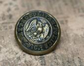 Vintage/Antique D.C. Metropolitan Police Uniform Button