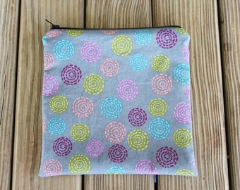 Reusable Sandwich Bag - ZIPPER Sandwich Bag