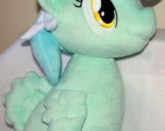 Lyra Heartstrings FINISHED Sea Pony
