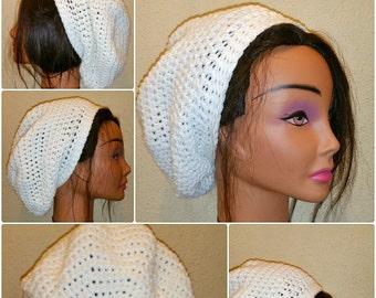 The Dhoubee Crochet Tam