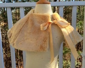 Fur Capelet Customizable to your Colors