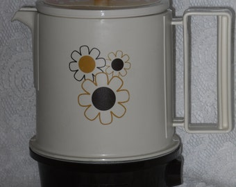 Regal Hot Pot 5 Cup Electric Warmer Server Vintage