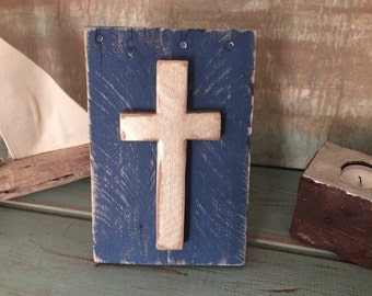 Wood Cross - Home Decor, Hostess Gift