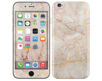LOST MARBLE iPhone Decal iPhone Skin iPhone Cover iPhone 6 Skin, iPhone 6 Plus Decal iPhone 6S Skin iPhone 6S Decal Cover iPhone 5 5S