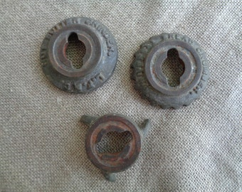 Vintage Metal Gears Metal Bits for Art Mixed Media Creations Collectible