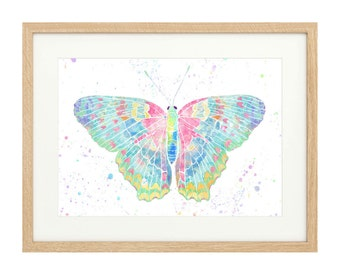 Butterfly - Extra Large - Limited Edition Print