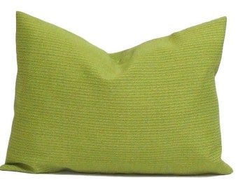 SOLID GREEN PILLOW.12x20, 16x20 or 16x24 inch.Pillow Covers.Decorative Pillows.Housewares.Solid Green Pillow.Lumbar.cm.Indoor.Solid Green