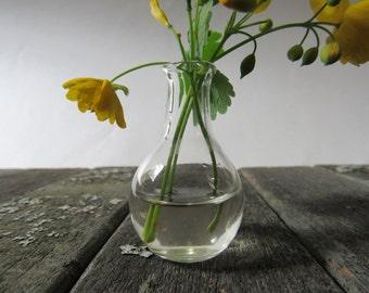 Miniature wild flower vase