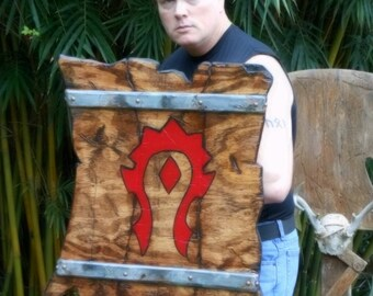 Horde Inspired War Shield