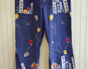 Political Vintage Maverick Jeans Election 2016 Presidential Voting