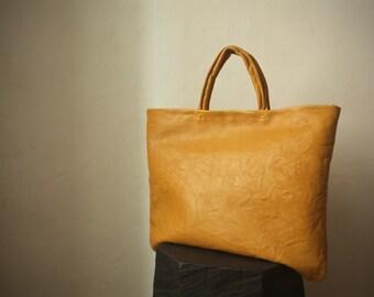 Yellow bag IF