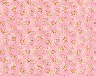Colette Paisley Rose 33053 11 by Chez Moi from Moda