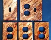 Custom order for Tina- Southwest Desert Canyon Faux Sandstone
