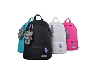 Plain color Backpack (4 colors)
