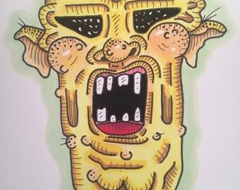 Bernard (Creature print)