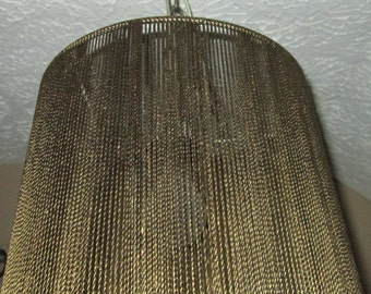 Caramel color, hanging, pendant lighting, vintage style,