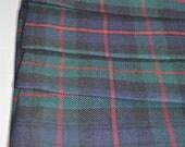 Baby Kilt in Gunn Modern tartan, 12-18m, 100% 10oz Pure New Wool, Handmade in Scotland.