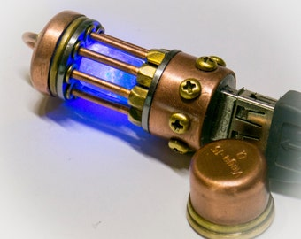 Flash drive 32 GB USB 3.0 steampunk glow in dark