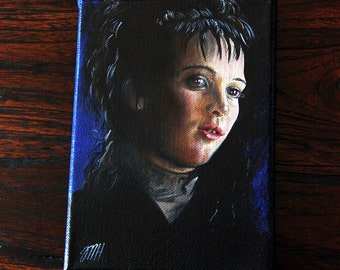 Lydia Oil sketch on canvas panel, 5 x 7 inches, 12.7 x 17.8 cm,  3/4 edge