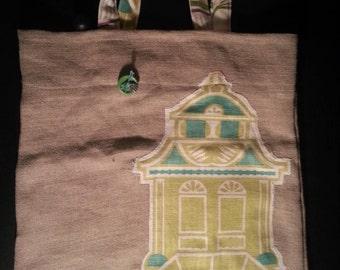 Greenhouse tote