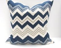 Decorative Pillow Blue Pillow Gray Pillow 26x26 pillows Euro Pillow Sham 22x22 24x24 pillow covers Pillows Pillow Cover Cushion Cover Cm