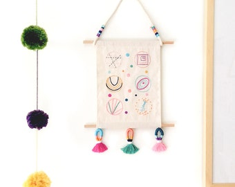 Embroidery kit - SAMPLER - by Dandelyne™