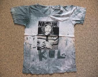 Rock Star KOL Dyed T-shirt M