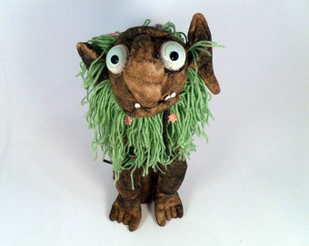 Malak, the troll