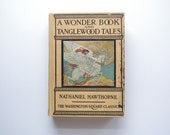 A Wonder Book and Tanglewood Tales - Nathaniel Hawthorne - Washington Square Classics