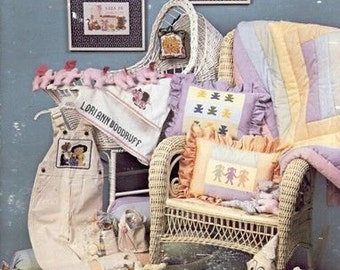 Sugar Plum Fairy Cross-stitch and Quilting (1981)