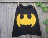 The Bat Flies Again Batman Kids T shirt Halloween Superheroes