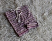 6-12 months Ready to ship Baby photography prop Baby stripped pants Photo prop shorts Baby shorts Toddler prop Baby pant Sitter prop