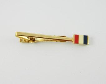 Viva La France Tie Clip - TT061