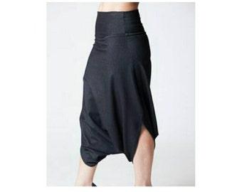 Knit Skirt - Closed Hem