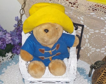 Sears 14 Inch  Paddington  Bear / Kids Gifts