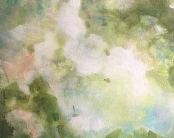 Azalea Woodlands-- Modern Art