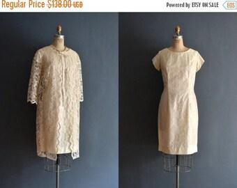 SALE - Claudie / 60s dress / short wedding dress