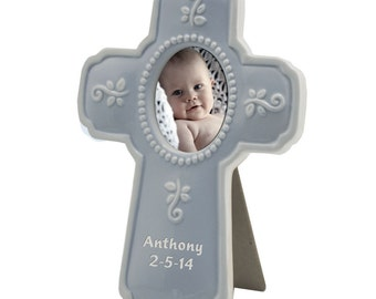 Customized Ceramic Holy Cross for Baby